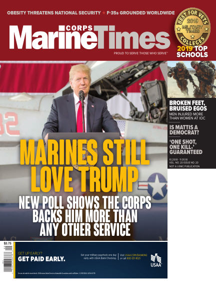 Marine Corps Times October 22, 2018 00:00
