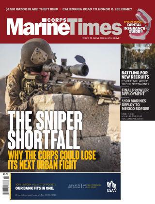 Marine Corps Times Nov 19 2018