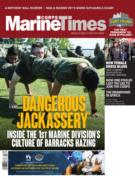 Marine Corps Times November 26, 2018 00:00
