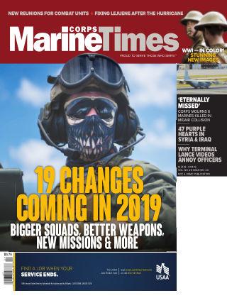 Marine Corps Times Dec 31 2018