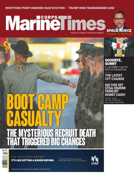 Marine Corps Times January 28, 2019 00:00
