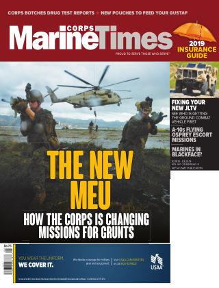 Marine Corps Times MAR 18