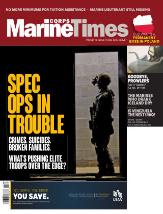 Marine Corps Times APR 01