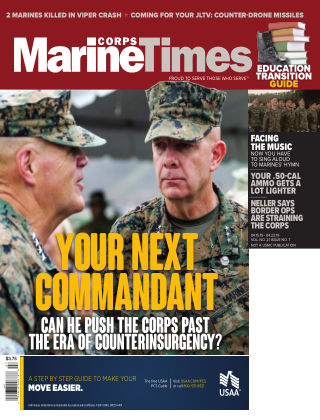 Marine Corps Times APR 15 2019