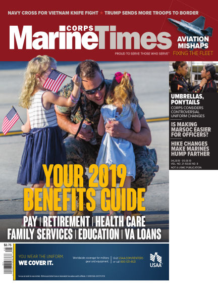 Marine Corps Times April 23, 2019 00:00