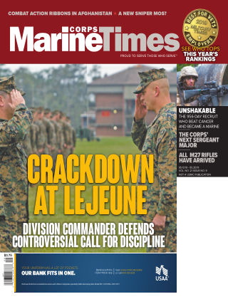 Marine Corps Times MAY 13