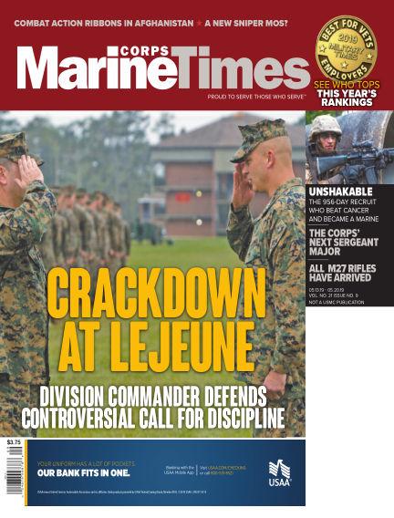 Marine Corps Times May 06, 2019 00:00
