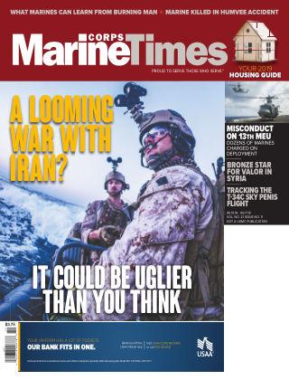 Marine Corps Times  JUN 10