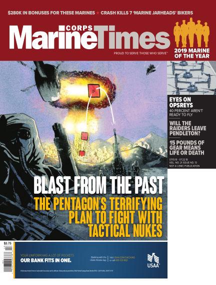 Marine Corps Times July 07, 2019 00:00