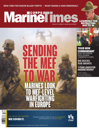 Marine Corps Times JUL 29