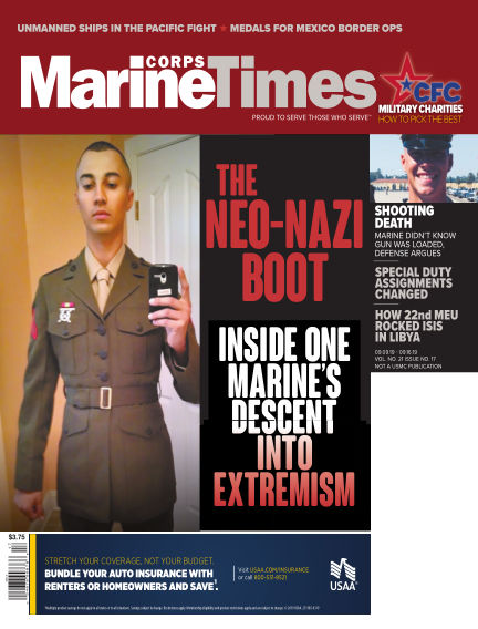 Marine Corps Times September 02, 2019 00:00