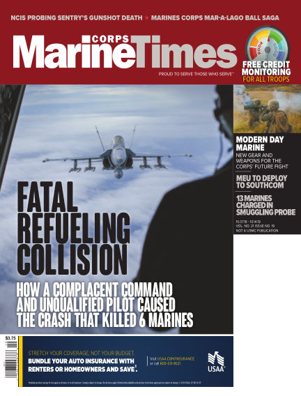 Marine Corps Times October 01, 2019 00:00