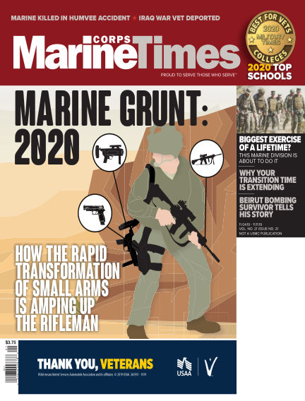 Marine Corps Times October 28, 2019 00:00