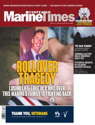 Marine Corps Times NOV 18
