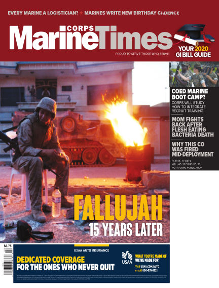 Marine Corps Times December 02, 2019 00:00