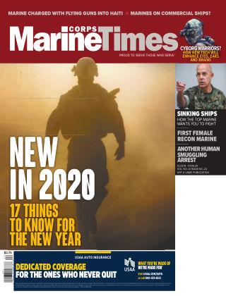 Marine Corps Times Dec 23