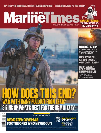 Marine Corps Times January 13, 2020 00:00