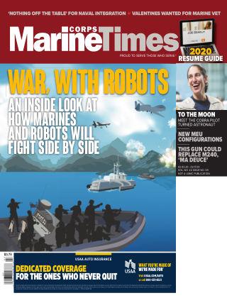 Marine Corps Times FEB 03
