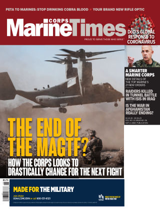 Marine Corps Times MAR 23