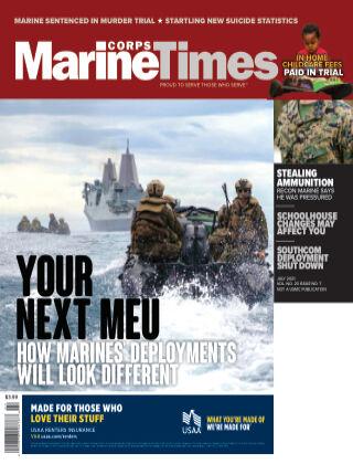 Marine Corps Times JULY 2021