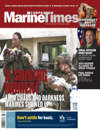 Marine Corps Times OCT 2021