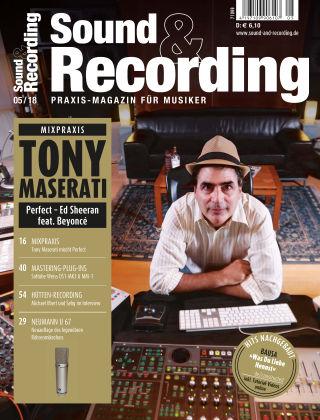 Sound & Recording 05/2018