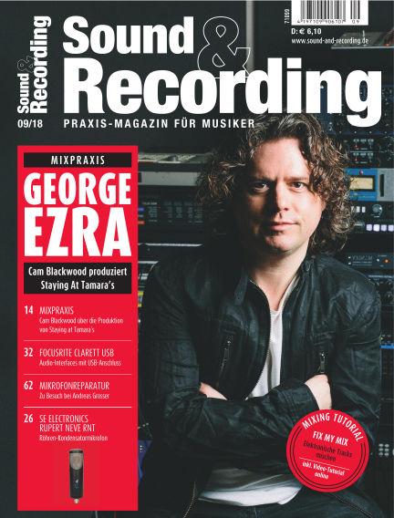 Sound & Recording September 07, 2018 00:00