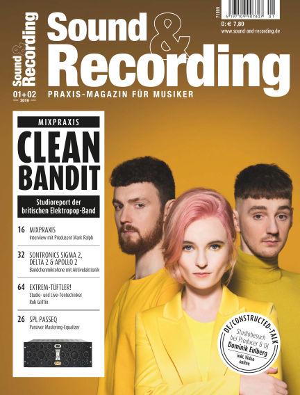 Sound & Recording January 04, 2019 00:00
