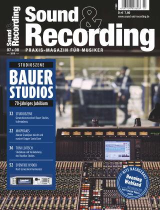 Sound & Recording 7/2019