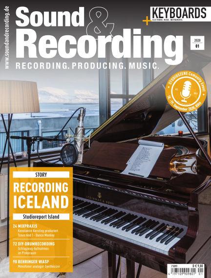 Sound & Recording February 07, 2020 00:00