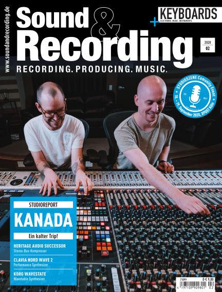Sound & Recording April 03, 2020 00:00