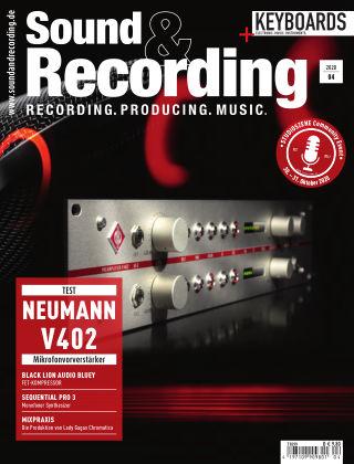 Sound & Recording 04-2020