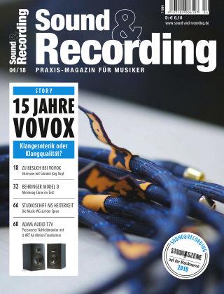 Sound & Recording -