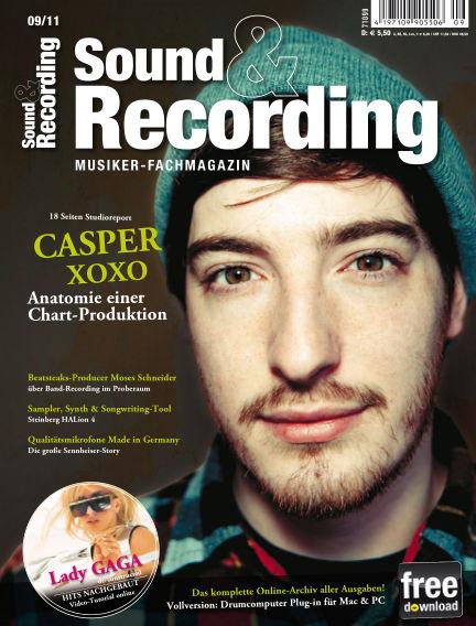 Sound & Recording September 02, 2011 00:00