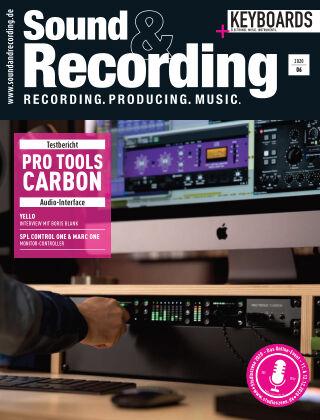 Sound & Recording 06-2020