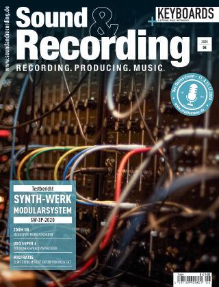 Sound & Recording 05-2020
