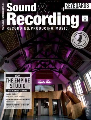Sound & Recording 3-2021