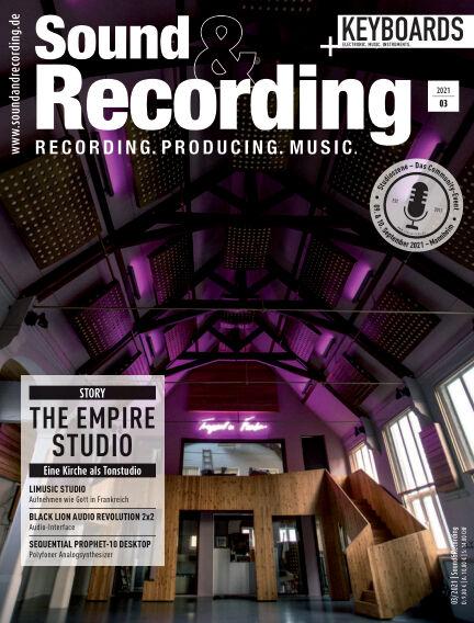 Sound & Recording June 04, 2021 00:00
