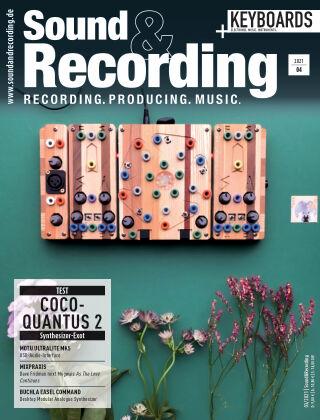 Sound & Recording 4-2021