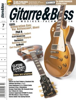 Gitarre & Bass 7/19