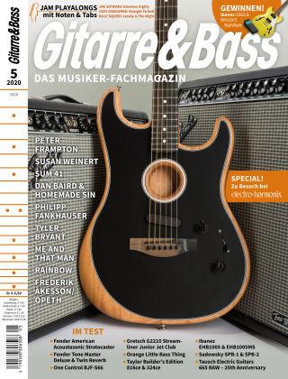 Gitarre & Bass 05-2020