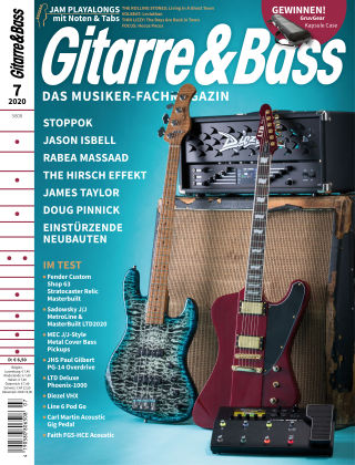 Gitarre & Bass 07-2020