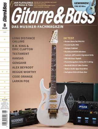 Gitarre & Bass 08-2020