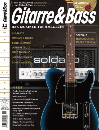 Gitarre & Bass 11-2020