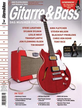 Gitarre & Bass 3-2021