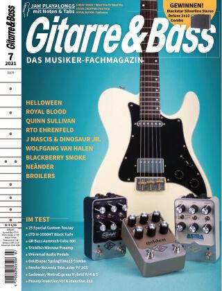 Gitarre & Bass 7-2021