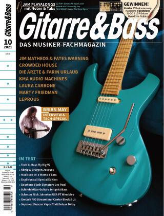 Gitarre & Bass 10-2021