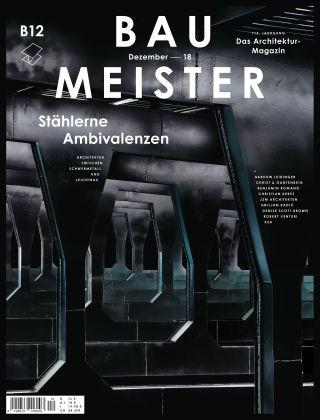 Baumeister – Das Architektur-Magazin 12/18