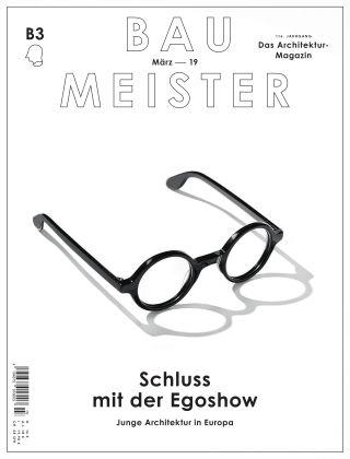 Baumeister – Das Architektur-Magazin 03/19