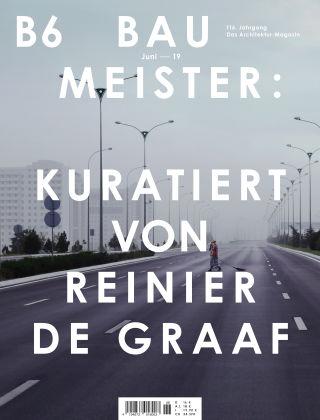 Baumeister – Das Architektur-Magazin 06/19